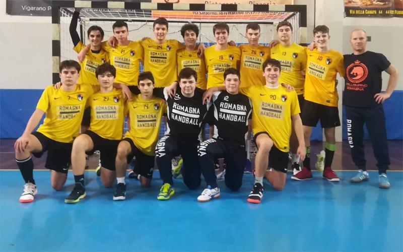 In 3 alla selezione beach handball