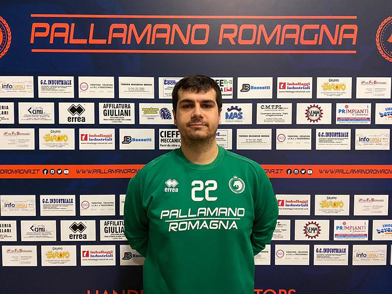 Samuele Mandelli è del Romagna
