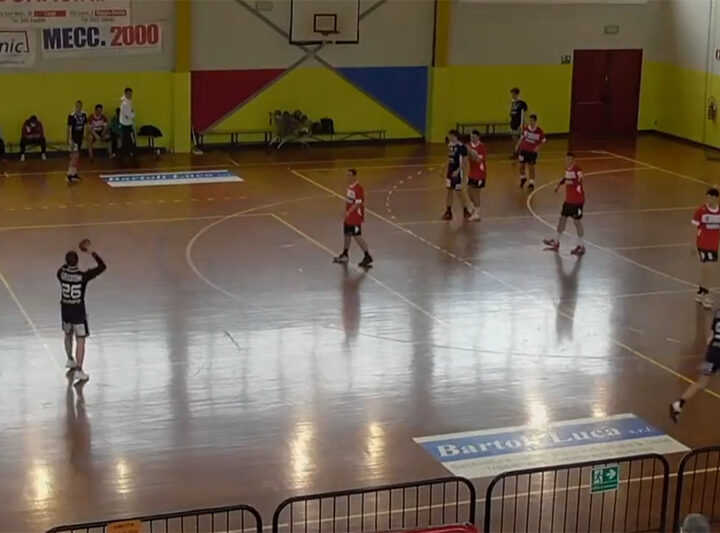 Il Romagna B 8° alla Youth League
