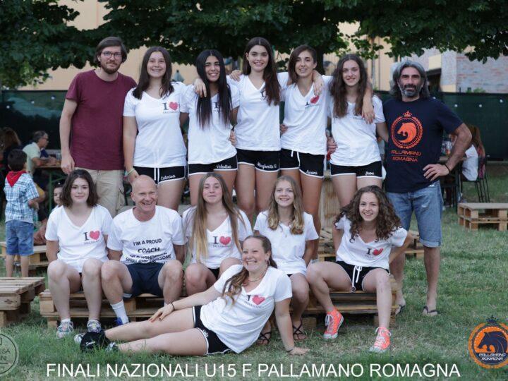 Forza Romagna, forza ragazze!